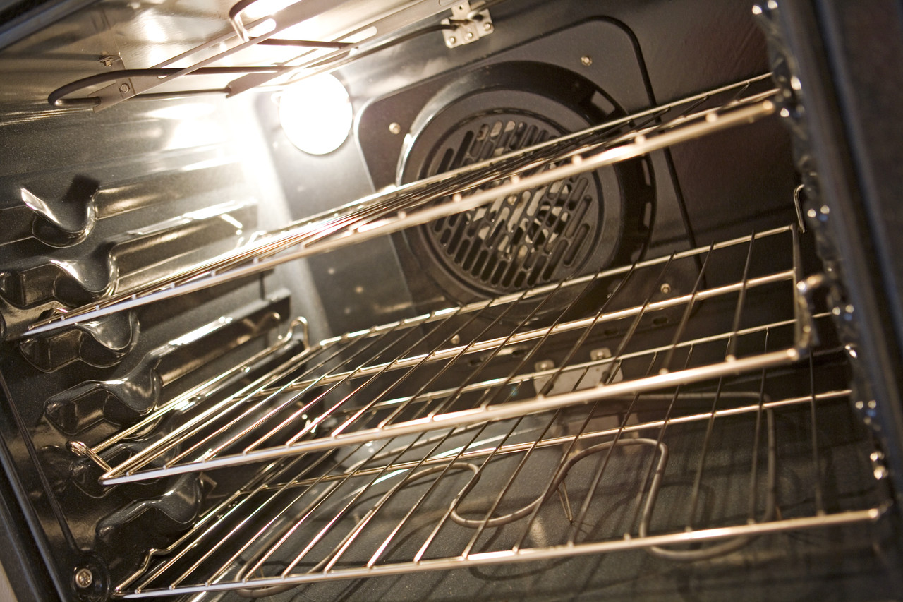 Many ovens have self cleaners but just as many are self cleaned by y
